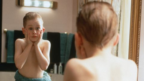 """Before Disney and Nickelodeon churned out child stars like the '90s churned out grunge bands, Macaulay Culkin stood in a kid star class of his own. If he hasn't trademarked his patented cheek-slap-and-scream move from """"Home Alone,"""" he should."""