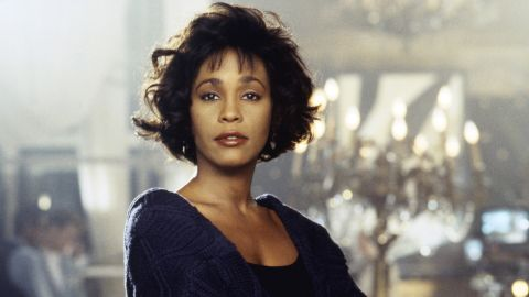 """Whitney Houston's 1992 movie """"The Bodyguard"""" proved she was more than just a singer, but her smash """"I Will Always Love You"""" proved why she was one of the best. She covered Dolly Parton's song so well that <a href=""""http://www.cnn.com/2013/05/13/travel/always-love-you-flight/index.html?iref=allsearch"""" target=""""_blank"""">amateur performers still can't help but sing along. </a>Houston died of coronary heart disease in 2012."""