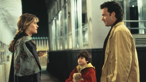 """There are so many things about """"Sleepless in Seattle"""" that make us wistful: A) Nora Ephron co-wrote and directed it (may she R.I.P.); B) Meg Ryan and Tom Hanks were the '90s on-screen power couple; and C) the thought of someone finding love through a radio talk show and then flying to meet them is beyond quaint."""