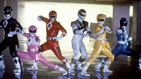 """You might think the """"Mighty Morphin Power Rangers"""" were too cheesy to keep up with today's superheroes, but the franchise is actually still kicking. Twenty years after """"Power Rangers"""" premiered in 1993, Nickelodeon debuted new episodes of <a href=""""http://www.nick.com/shows/power-rangers-megaforce/"""" target=""""_blank"""" target=""""_blank"""">""""Power Rangers Megaforce.""""</a>"""