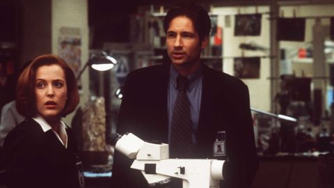 """Before """"American Horror Story,"""" it was """"The X-Files"""" that provided our weekly creepy quotient. You shouldn't hold your breath that we'll ever get a third film, but Mulder and Scully will be getting together again: <a href=""""http://www.cnn.com/2016/02/23/entertainment/x-files-finale-feat/index.html"""">a reboot aired in January</a> 2016."""