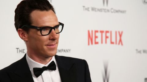 """Oscar-nominated star <a href=""""http://www.cnn.com/2015/01/27/entertainment/benedict-cumberbatch-colored-apology/index.html"""" target=""""_blank"""">Benedict Cumberbatch apologized</a> for referring to black actors as """"colored"""" during his interview with PBS' Tavis Smiley about the lack of diversity in the British film industry. Cumberbatch said he was an """"idiot"""" and """"devastated"""" at his choice of words."""