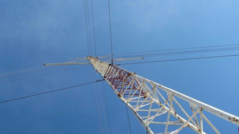 Eventually 365 wind turbines will feed into a vast overhead electric grid collection system. The Kenya Electricity Transmission Company Ltd, with funding from the Spanish Government, is constructing a 428km transmission line to deliver the wind farm's electricity to the grid.