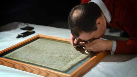 The exhibition will give academics a once-in-a-lifetime opportunity to examine all four of the Magna Carta manuscripts side by side, to study differences in text, handwriting, condition and signs of ownership.