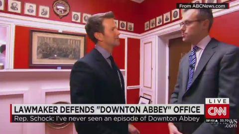 nr lawmaker denies downton abby office_00001429.jpg