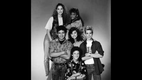 """In 2014, """"Saved By the Bell"""" celebrated its 25th anniversary, having debuted on NBC on August 20, 1989, after it was rebooted from a failed Disney series titled """"Good Morning, Miss Bliss."""" It was the subject of the Lifetime movie """"The Unauthorized Saved by the Bell Story,"""" which aired September 1, 2014."""