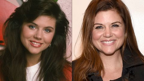 """After Kelly Kapowski and Zack tied the knot in 1994, Tiffani Thiessen dropped the """"Amber"""" from her name and went on to appear in """"Beverly Hills, 90210,"""" """"Fastlane"""" and """"White Collar."""" She did a <a href=""""http://www.funnyordie.com/videos/d082b452ae/tiffani-thiessen-is-busy"""" target=""""_blank"""" target=""""_blank"""">Funny or Die sketch</a> poking fun about why she doesn't have time for a """"Saved by the Bell"""" reunion."""