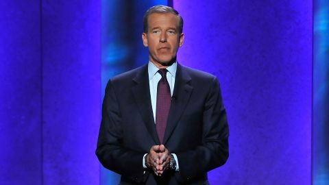 """""""NBC Nightly News"""" anchor Brian Williams admitted in 2015 he wasn't aboard a U.S. military helicopter that was struck by a rocket-propelled grenade in Iraq. Williams said he """"made a mistake in recalling the events of 12 years ago"""" and apologized. In a statement released by NBC on Saturday, February 7, Williams said he will be taking himself off the air for several days. """"It has become painfully apparent to me that I am presently too much a part of the news, due to my actions."""""""