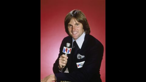 Jenner served as an NBC sportscaster for several years.
