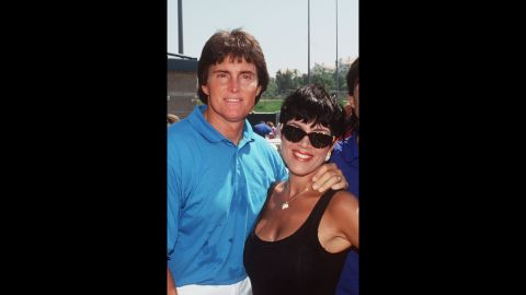 Jenner and Kris Kardashian married in 1991. It was Jenner's third marriage.