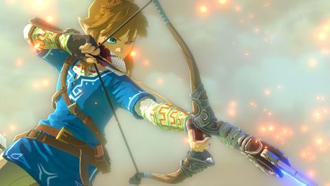 Hyrule's mesmerizing scenes could be realized on the grassy fields of the Mongolian steppes.
