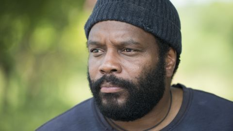Tyreese (Chad L. Coleman) met his maker after being attacked by a walker halfway through the fifth season, seeing visions of friends he lost while he died.