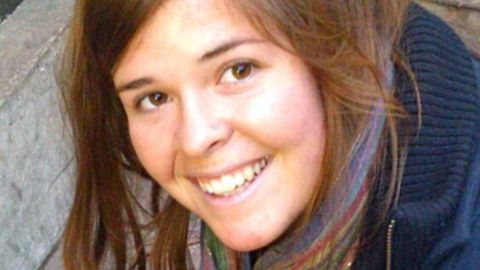 Kayla Mueller, a 26-year-old humanitarian worker from Prescott, Arizona, was taken hostage in August 2013 in Aleppo, Syria, as she left a Doctors Without Borders hospital, her family said through a spokeswoman on Friday, Feb. 6, 2015.