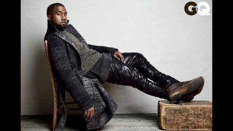 """In the August issue of GQ magazine, <a href=""""http://www.gq.com/entertainment/celebrities/201408/kanye-west"""" target=""""_blank"""" target=""""_blank"""">Kanye West</a> gave more than a few head-scratching quotes. One of the most perplexing was his stance on what you could call celebrity civil rights: """"I talked about the idea of celebrity, and celebrities being treated like blacks were in the '60s, having no rights, and the fact that people can slander your name,"""" he recalled of his wedding toast. Last we checked, celebrities are able to vote and are not barred from using the same public facilities as everyone else, but OK, Kanye."""