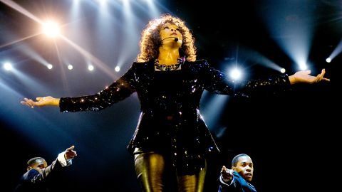 """Whitney Houston was on the verge of a comeback when she was found unresponsive in her Beverly Hilton hotel room in February 2012. The 48-year-old had been in Los Angeles with plans to attend a pre-Grammys party and had just <a href=""""http://news.blogs.cnn.com/2012/02/13/whitney-houston-what-we-know-what-questions-remain-2/?iref=allsearch"""">performed an impromptu duet</a> two days before her sudden death. An autopsy showed that the music icon drowned face-down in a tub of water about 12 inches deep; the drowning was ruled as accidental, with the """"effects of atherosclerotic heart disease and cocaine use"""" listed as contributing factors."""