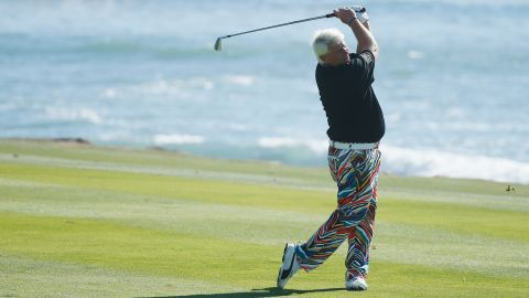 Golfer John Daly, who has won two majors, underwent lap-band surgery in 2009 to keep his weight in check.