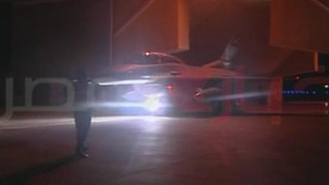 egypt jetfighter takeoff battle ISIS