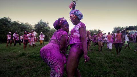 Carnival J'ouvert Trinidad and Tobago, Feb 15, 2015