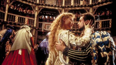 """From Laurence Olivier's """"Henry V"""" to Baz Luhrmann's """"Romeo + Juliet,"""" Hollywood has a long history of producing movie adaptations of Shakespeare's plays. """"Shakespeare in Love,"""" a fictionalized look at the Bard's creative muse, won the Oscar for Best Picture of 1998."""