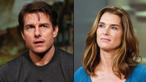 Tom Cruise got on Brooke Shields' bad side by decrying her use of medication to treat postpartum depression. Shields responded with an op-ed in The New York Times, and Cruise later apologized for his remarks.
