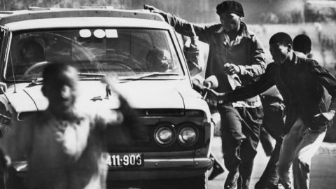It was these protests, when demonstrators opposed the use of Afrikaans as the main teaching language in schools, which came to be known as the Soweto uprising. Some estimates say over 560 people were killed during the unrest.