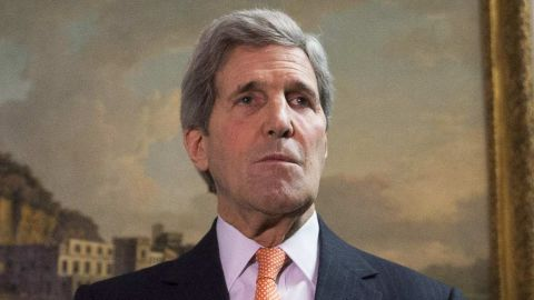 Secretary of State John Kerry faced off with senators on Tuesday.