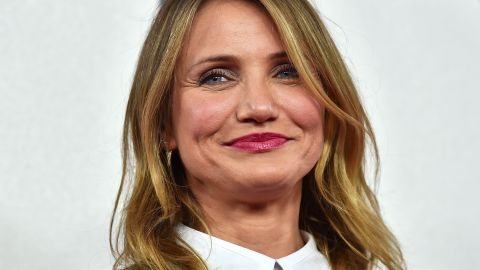 """Cameron Diaz hasn't been seen in a film since the remake of """"Annie"""" in 2014."""