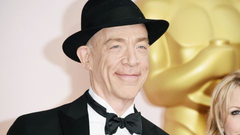 """Oscar winner J.K. Simmons' over-the-top performance as J. Jonah Jameson in the original """"Spider-Man"""" trilogy endeared him in the hearts of comic book fans. He returned to that world starting in 2017 as Batman's ally Commissioner Gordon in the two-part """"Justice League"""" movies."""