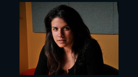 Parisa Tabriz, Google's 'Security Princess.'