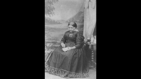 """<a href=""""http://www.britannica.com/EBchecked/topic/973210/Mary-Seacole"""" target=""""_blank"""" target=""""_blank"""">Mary Seacole</a> (1805-81) is considered the Florence Nightingale of the Crimean War. The Jamaican-Scottish nurse traveled to Crimea to establish the British Hotel near Balaclava, a place where soldiers could rest and recover. She also worked with the wounded in military hospitals. The app highlights 165 George St., London, where she lived at the end of her life."""
