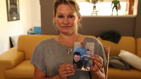 Danica Weeks, wife of MH370 Paul Weeks