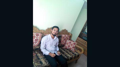 The suspect, Farabi Shaifur Rahman, had called for Roy's death in numerous Facebook posts.
