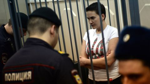 Ukrainian pilot Nadiya Savchenko has been freed by Russia, her lawyer said Wednesday.