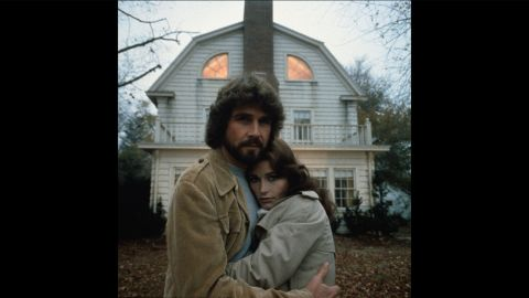 """<strong>""""The Amityville Horror"""":</strong> James Brolin and Margot Kidder scared an entire generation in this horror film based on a true story about a couple who experience what they believe to be paranormal activity after they purchase a home where a man killed his family. <strong> (Hulu, Amazon Prime)</strong>"""
