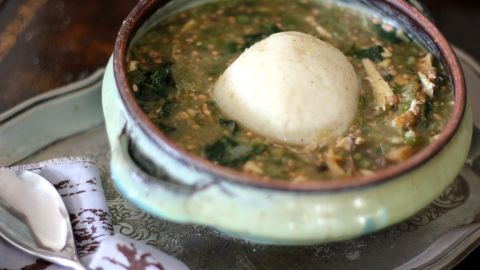 """Tuleka Prah travels around Africa documenting popular dishes for her <a href=""""http://www.africanfoodmap.com/"""" target=""""_blank"""" target=""""_blank"""">blog, The African Food Map</a>."""