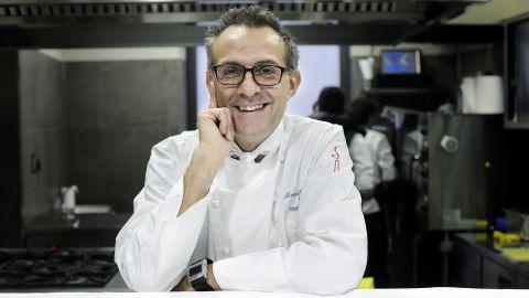 Osteria Francescana, Chef Massimo Bottura