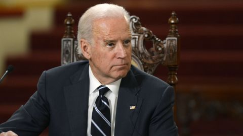 """Joe Biden: """"That's a family personal decision that I'm going to make sometime at the end of the summer."""""""