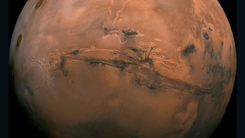 A newly released study from NASA shows Mars had an ancient ocean that might have been as large as Earth's Arctic Ocean.