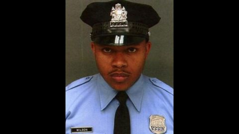 Sgt. Robert Wilson III was fatally shot after getting caught in the middle of a robbery.