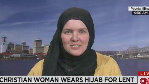 newsroom christian woman wears hijab for lent_00003928.jpg