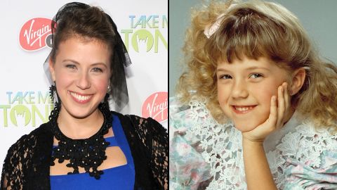 """After playing Stephanie, Jodie Sweetin appeared on """"Party of Five"""" and """"Yes, Dear."""" She hosted 2007's """"Pants-Off Dance-Off,"""" starred in 2008's """"Small Bits of Happiness"""" and detailed her struggle with addiction in her 2010 memoir """"unSweetened."""""""