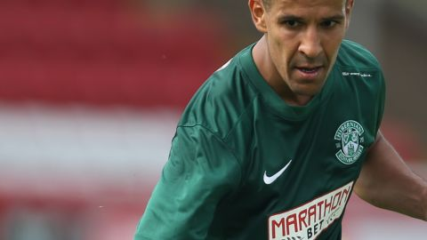 """""""We love France a lot and this is a great country to live in,"""" said French Mulsim Farid El Alagui who now plays for Scottish club Hibernian. He added: """"France and French-Muslim people [are like] an old couple who has forgotten they used to live well together for many years."""""""