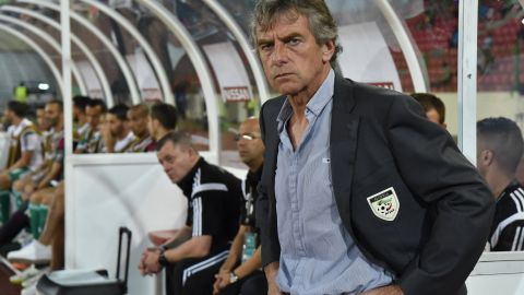 According to Christian Gourcuff, the French coach of the Algerian national team, France still lacks a high respect for football, although attitudes changed when the country hosted and won the 1998 World Cup. Gourcuff's son plays for Ligue 1 club Lyon.