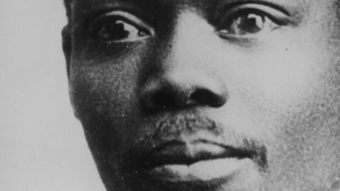 Cissé's great grand-uncle, Blaise Diagne, pictured, was the first black African deputy elected to the French parliament. Diagne's son Raoul, who was born in Créteil, was a talented, highly regarded footballer for famed Racing Club de Paris. Raoul became the first black player for the national team in 1931.