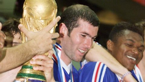 Zinedine Zidane -- arguably France's greatest footballer -- was born in Marseille to parents who had emigrated from Algeria.