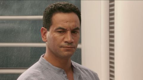 """Temuera Morrison, who is of partial Maori descent, played Bounty Hunter Boba Fett in """"Attack of the Clones"""" and Commander Cody in """"Revenge of the Sith."""""""