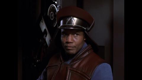 "Hugh Quarshie played Captain Panaka, the bodyguard for Natalie Portman's Queen Amidala character  in ""The Phantom Menace."""