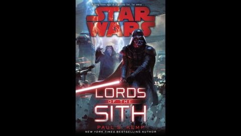 """The upcoming Star Wars novel, """"Lords of the Sith,"""" will feature the first gay character in the official Star Wars canon, the lesbian Imperial official Moff Mors."""