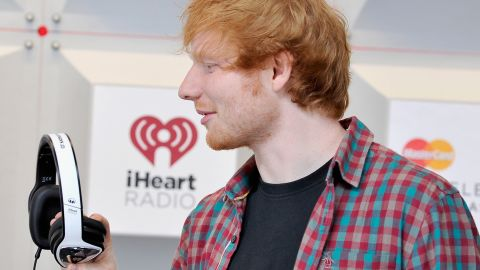 """Ed Sheeran has been one of the reigning princes of pop, and his selection reflected some musical royalty. He picked """"Independent Women"""" by Destiny's Child."""