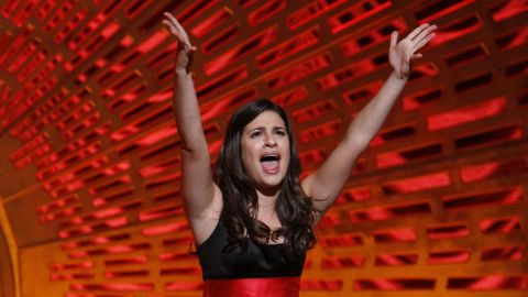 """Lea Michele's Rachel was been one of the mainstays of """"Glee"""" throughout its six-season history. The Fox series came to a close on March 20."""